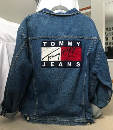 tommy jeans veste