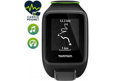 tomtom runner 3 cardio music casque