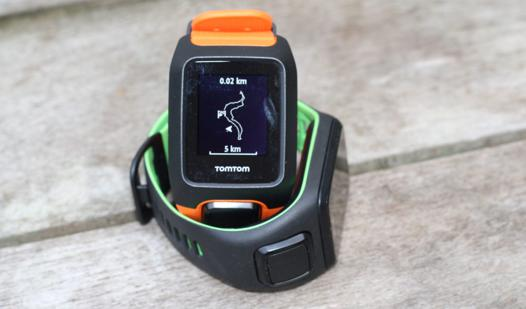 tomtom runner instructions
