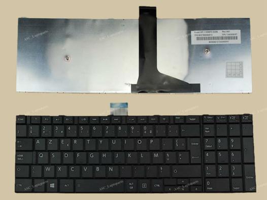 toshiba clavier