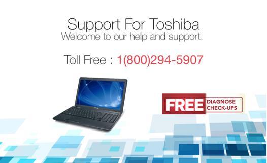 toshiba support
