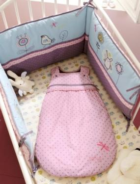 tour de lit complet vertbaudet