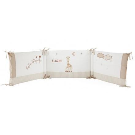 tour de lit girafe