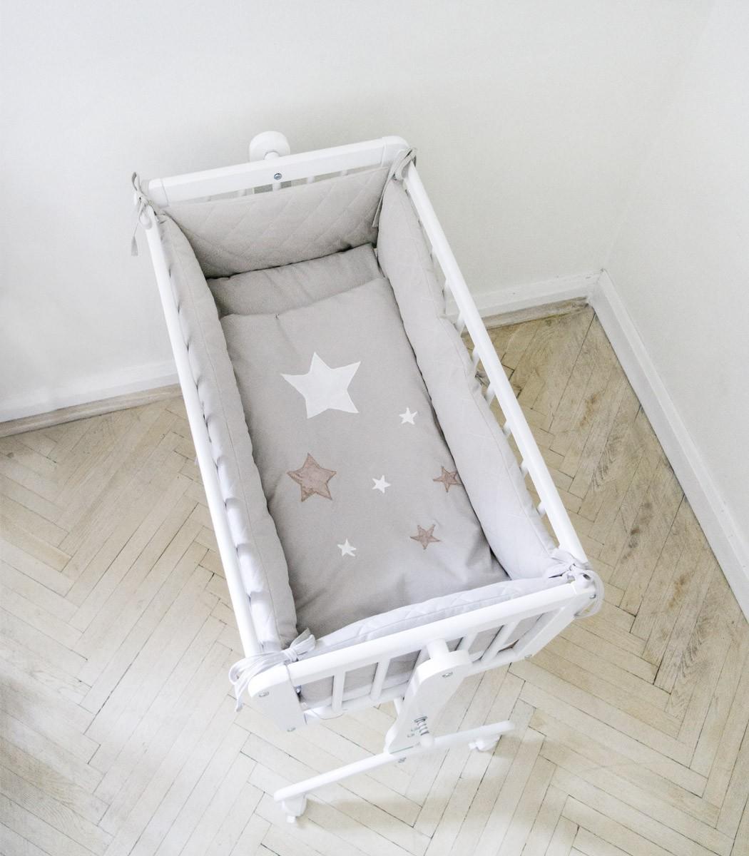 tour de lit pour berceau 40x80
