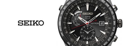 toutes les montres seiko homme
