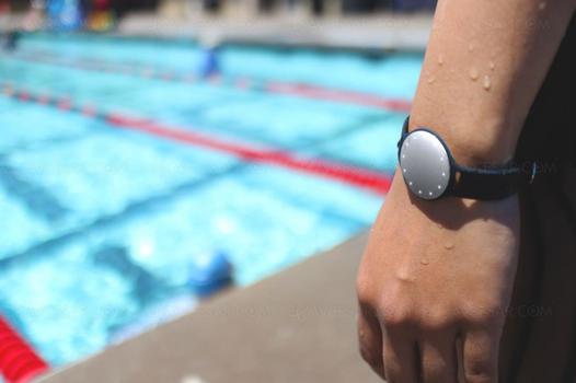 tracker natation
