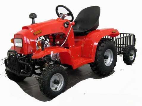 tracteur enfant thermique