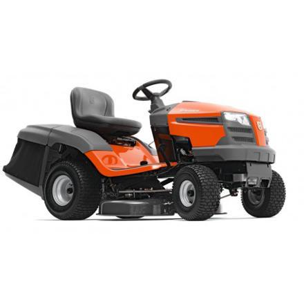 tracteur tondeuse husqvarna tc 138