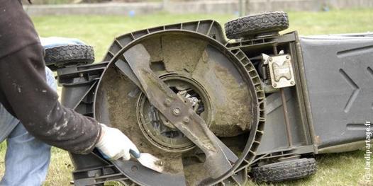 traction tondeuse ne fonctionne plus