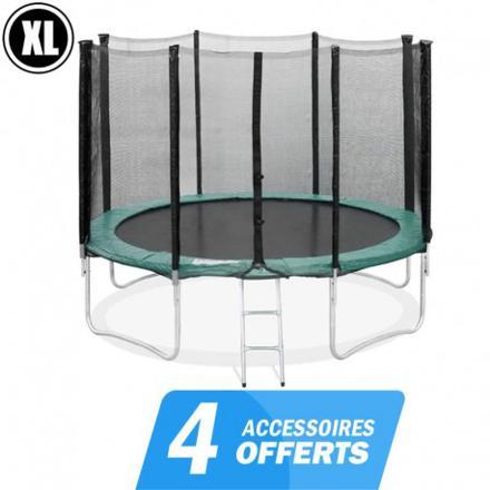 trampoline 400