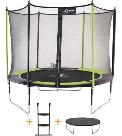 trampoline bonne qualité