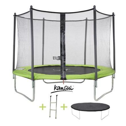 trampoline kanguy