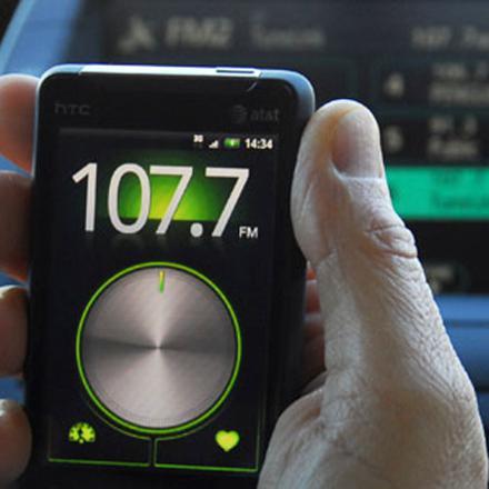 transmetteur fm android