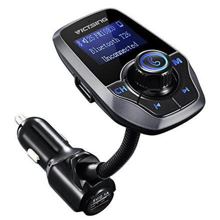 transmetteur fm voiture bluetooth