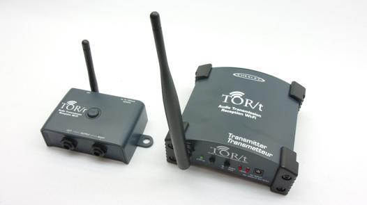 transmission audio sans fil