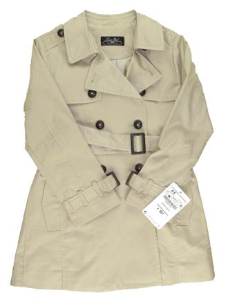 trench fille 5 ans