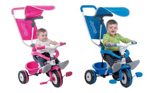 tricycle smoby baby balade