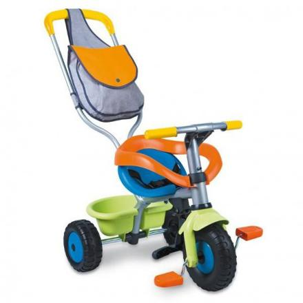 tricycle smoby be fun confort
