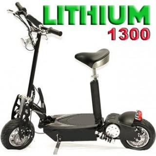 trottinette electrique lithium