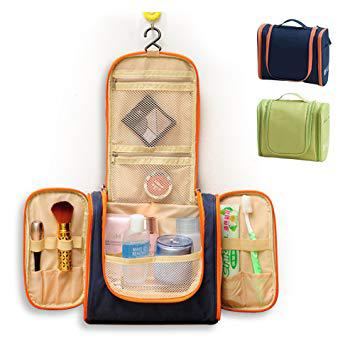 trousse de toilette multi compartiment