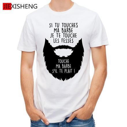 tshirt barbe