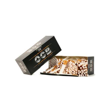 tube à cigarette avec filtre