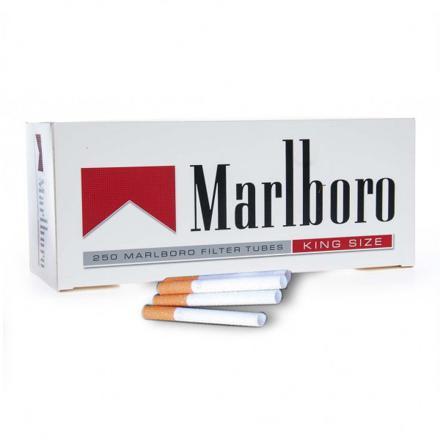 tube a cigarette marlboro