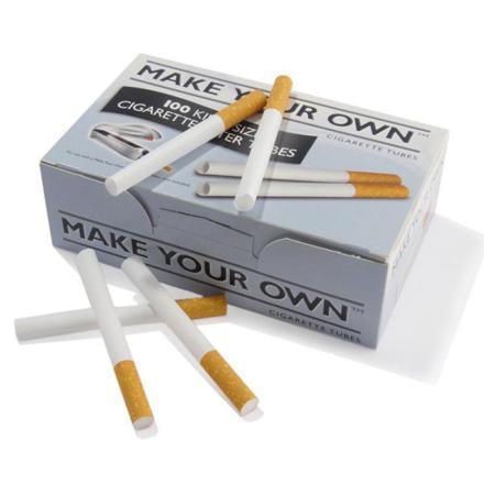 tube a cigarette