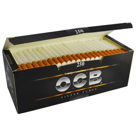 tube cigarette ocb