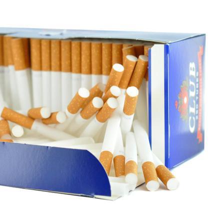 tube pour tabac