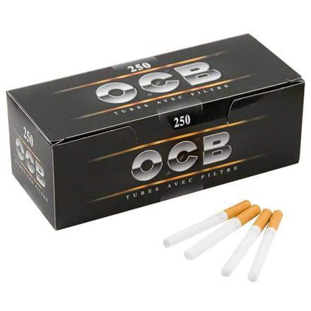 tubes pour cigarettes