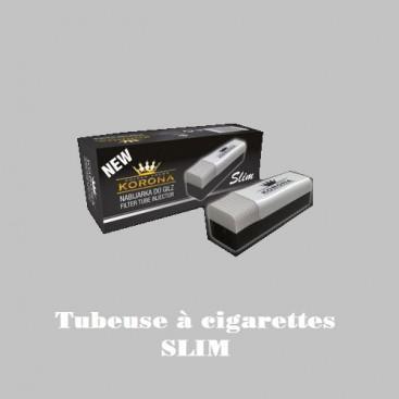 tubeuse pour cigarette slim