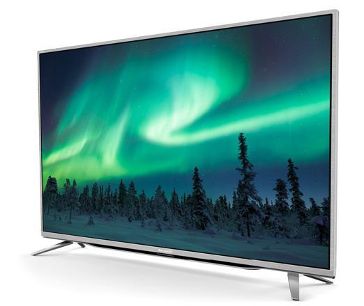 tv 140 cm en pouce