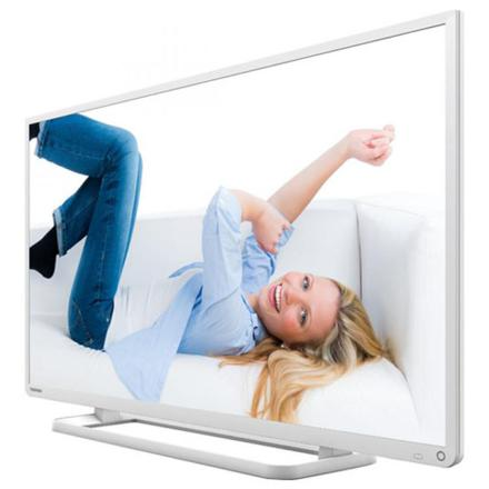 tv 32 pouces blanc