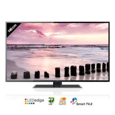 tv connectée 140 cm