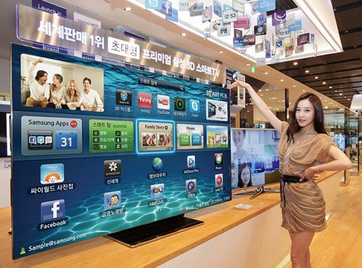 tv led 189 cm