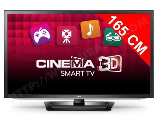 tv led 3d 165 cm