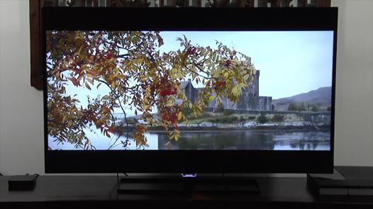 tv led 4k philips