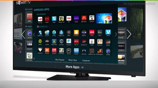 tv led smart