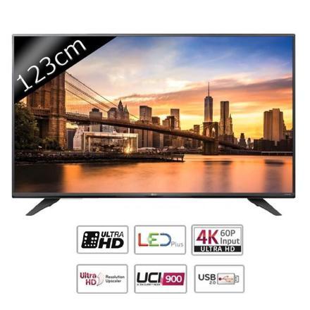 tv lg 4k 123 cm