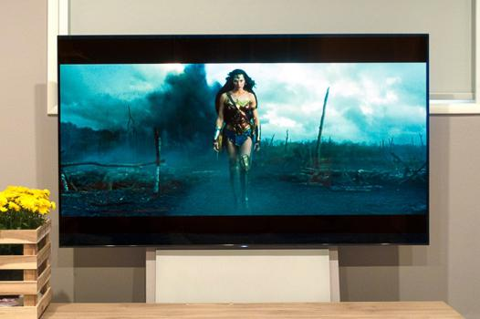 tv oled 75 pouces