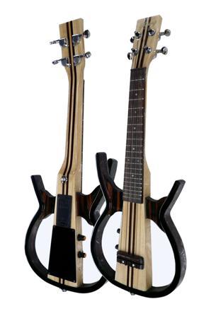 ukulele silencieux