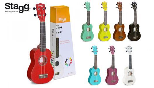 ukulele soprano stagg
