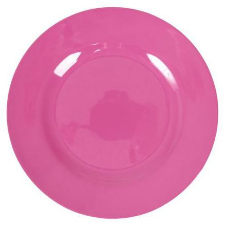 vaisselle rose fushia