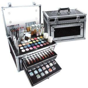 valise de maquillage pro