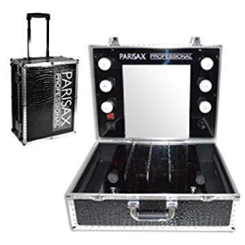 valise de maquillage professionnel