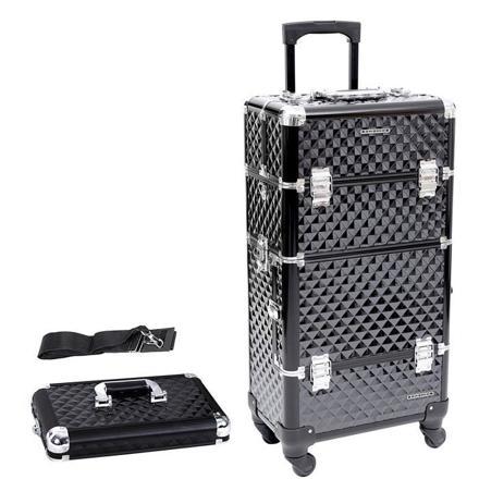 valise de rangement cosmétique