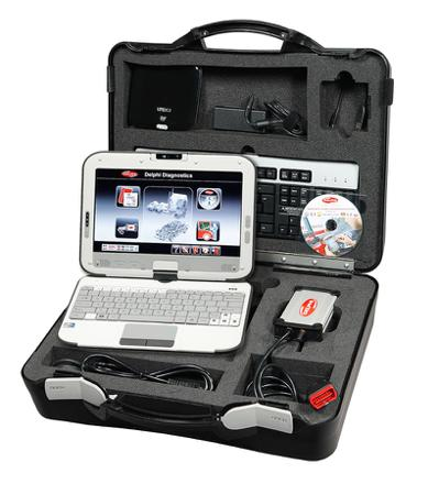 valise diagnostic auto multimarque delphi