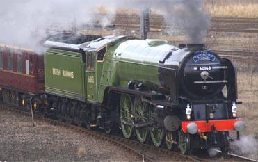 vapeur anglais