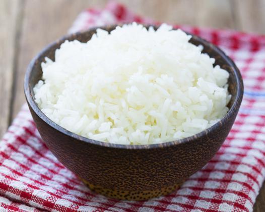 vapeur riz